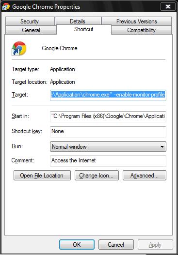 kleuren op de computer